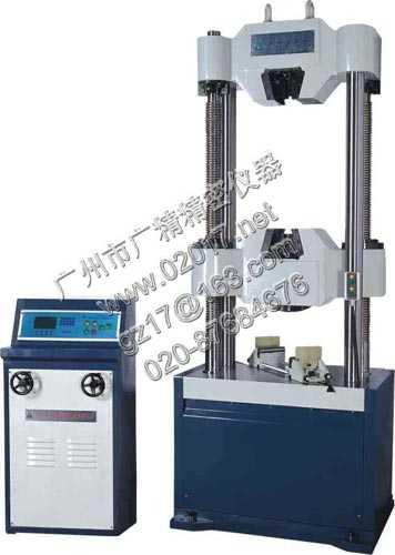 WA-C型液屏显示电液万能试验机
