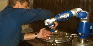 FARO Gage-PLUS关节臂三坐标测量机为Skaigh提供更经济的测量方案