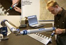 便携式三坐标测量机为Airbus 空中客车公司Varel厂带来一流品质