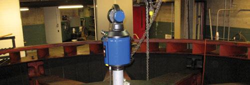 TVA 利用 FARO 激光跟踪器提高分析能力