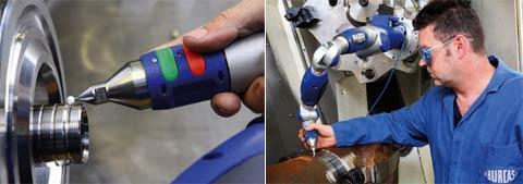 Burcas 使用 FARO Gage-PLUS 便携式三坐标测量机提高生产力