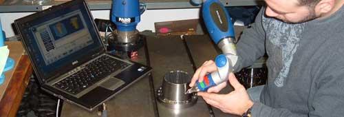 Ringfeder 利用 FARO Gage-PLUS 縮短安裝時間、提高性能