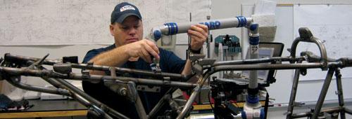 Suzuki铃木通过应用FARO关节臂测量机而节省了大量的生产加工时间