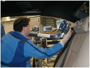 FaroArm便携式三坐标测量机、激光跟踪仪LT成功应用于宝马工厂