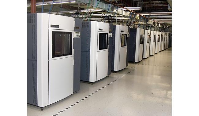 快速成型机 3D打印机