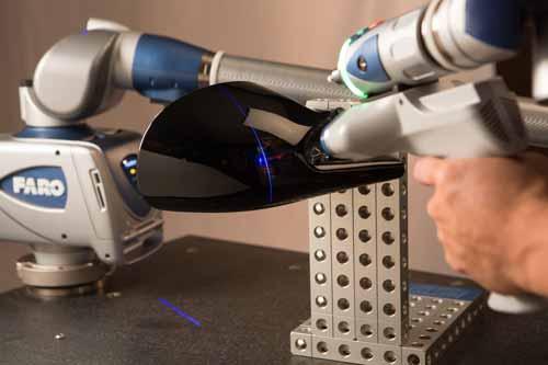 FARO ScanArm V3 便携式三维激光扫描臂
