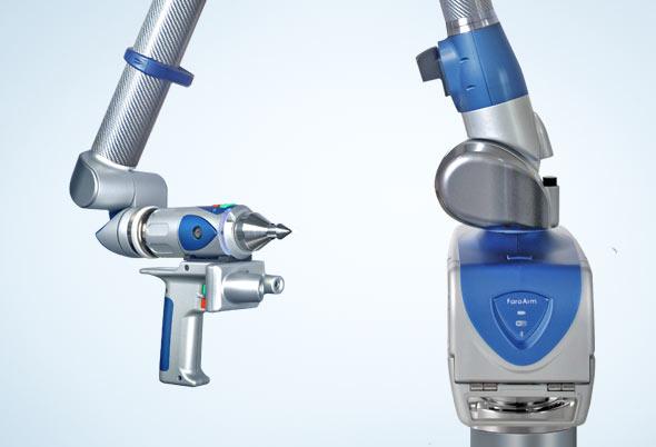 FARO Edge ScanArm ES 便携式三维激光扫描测量臂