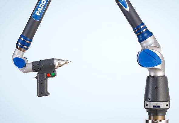便携式三坐标测量臂 FaroArm Fusion 便携式三坐标测量仪